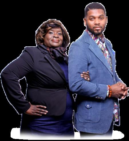Pastors Sheldon & Shelly McIver