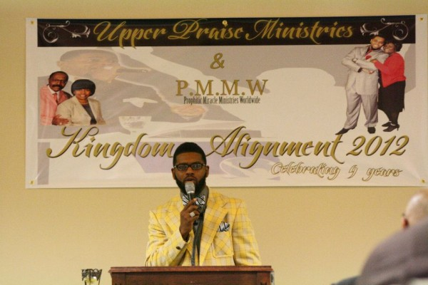 Kingdom Alignment 2012